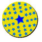 圓形貼(1款共18小張)